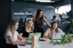 media lion