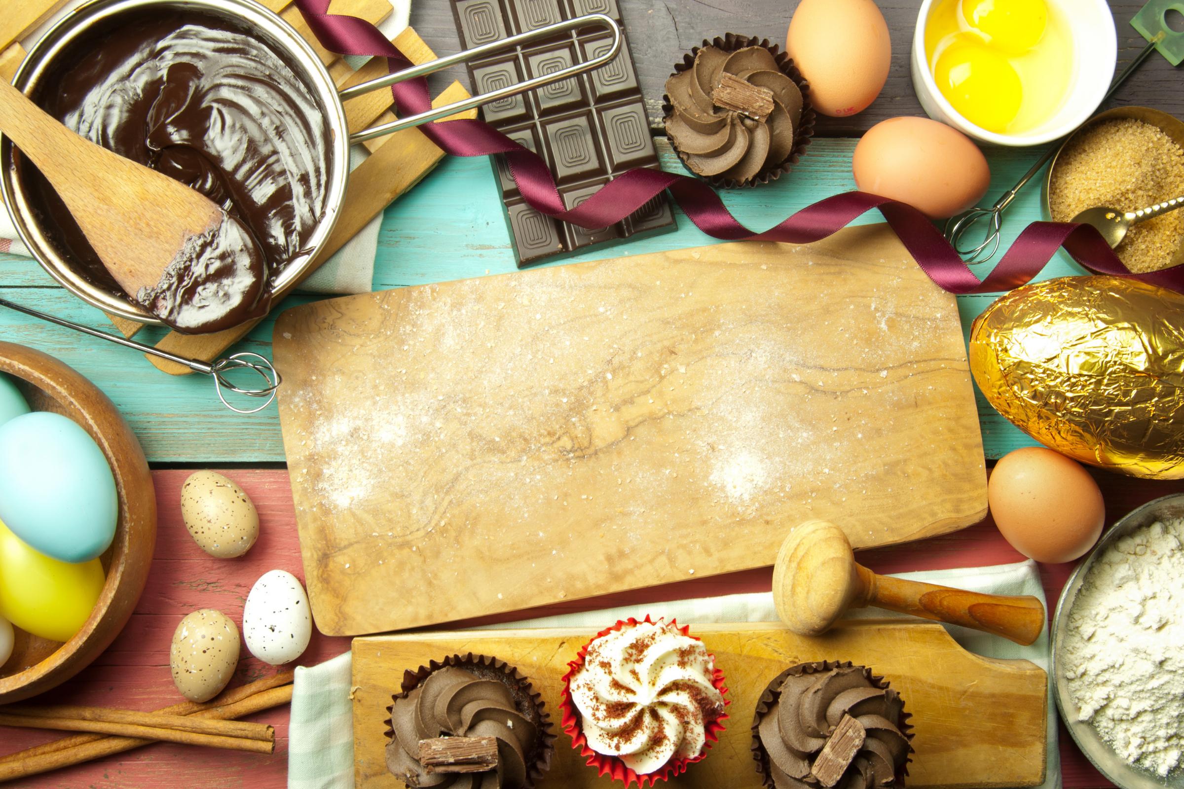 baking-a-cake